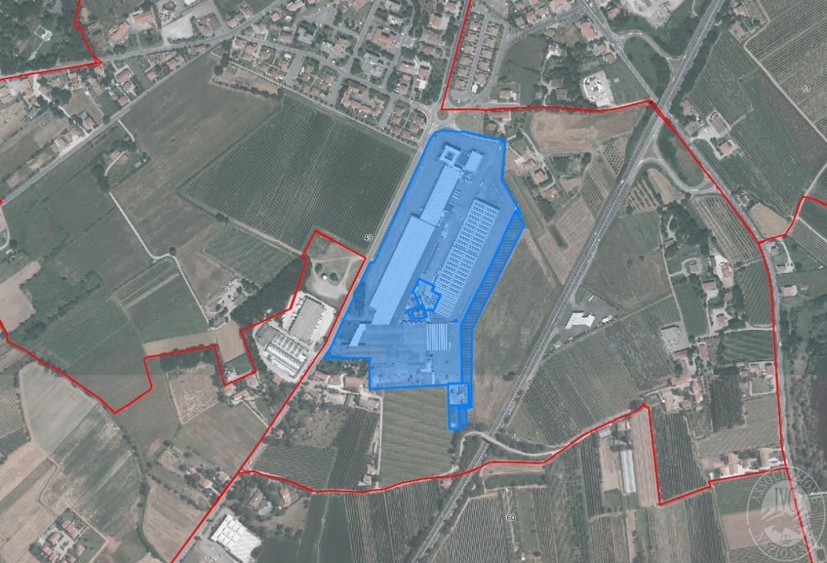 COMPLESSO INDUSTRIALE CIVITELLA IN VAL DI CHIANA, via aretina nord - LOTTO 3