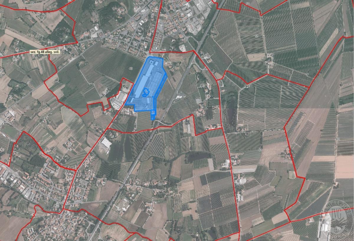COMPLESSO INDUSTRIALE CIVITELLA IN VAL DI CHIANA, via aretina nord - LOTTO 3 1