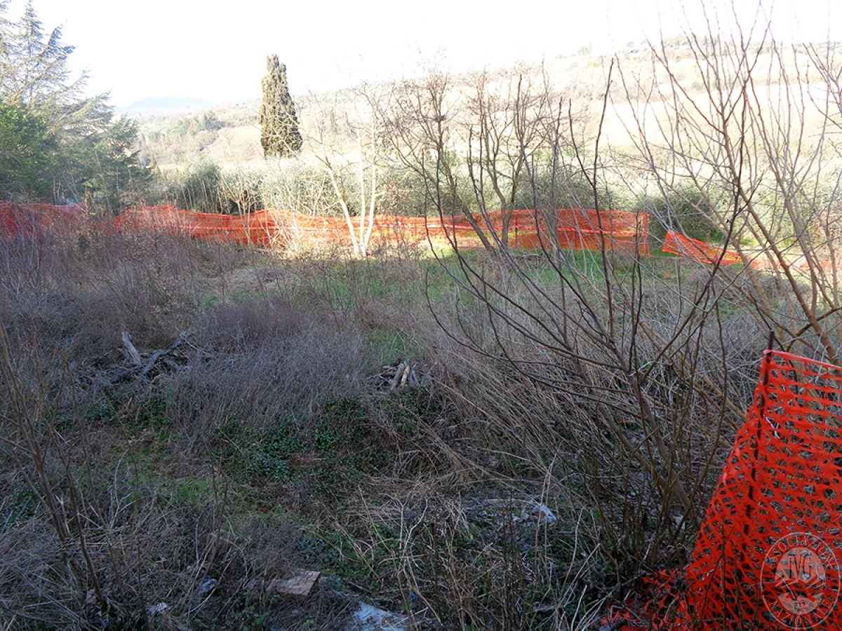 Terreno edificabile a TORRITA DI SIENA in Via Passeggio Garibaldi