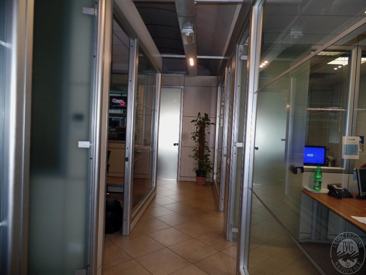 Laboratorio a  MONTEVARCHI in Via G. Leopardi, in gara esclusivamente l'immobile 2