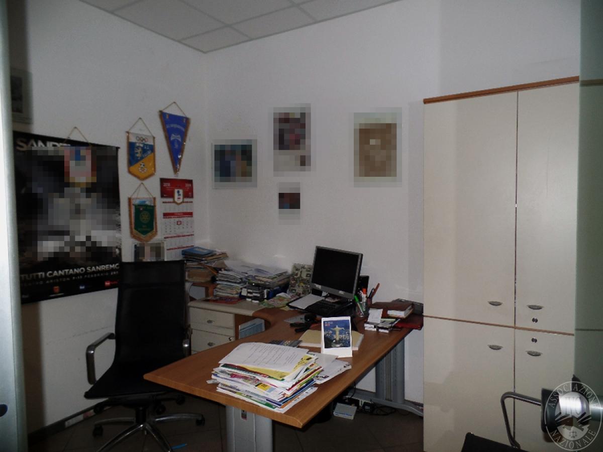 Laboratorio a  MONTEVARCHI in Via G. Leopardi, in gara esclusivamente l'immobile 3