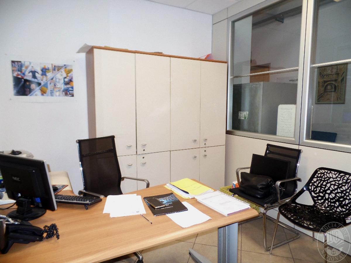 Laboratorio a  MONTEVARCHI in Via G. Leopardi, in gara esclusivamente l'immobile 5