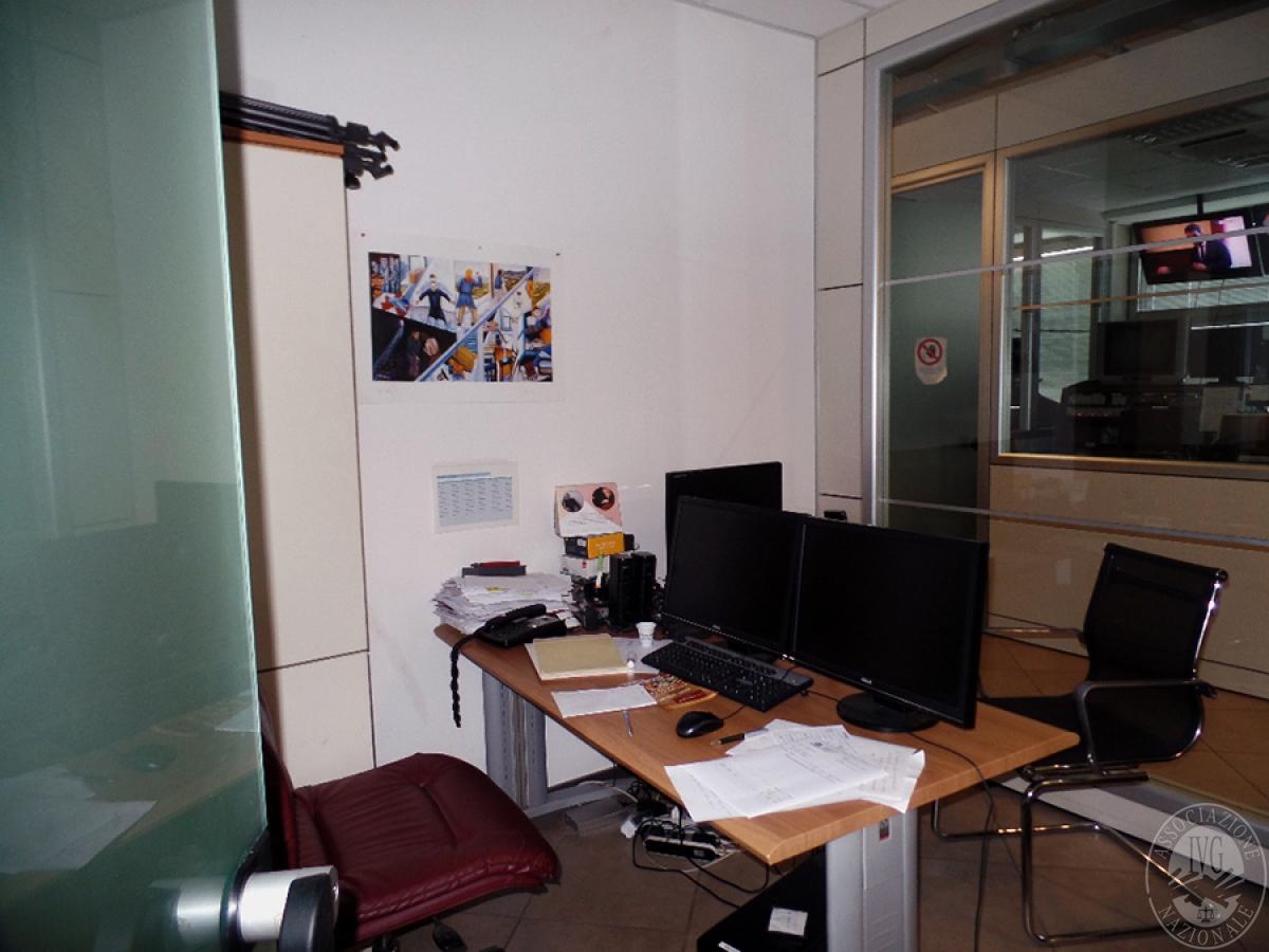 Laboratorio a  MONTEVARCHI in Via G. Leopardi, in gara esclusivamente l'immobile 4