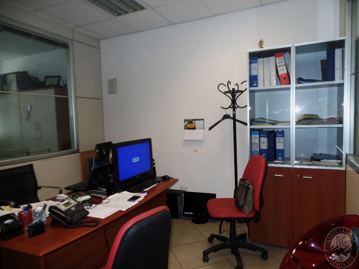 Laboratorio a  MONTEVARCHI in Via G. Leopardi, in gara esclusivamente l'immobile 6