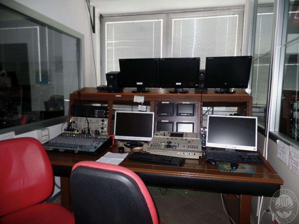 Laboratorio a  MONTEVARCHI in Via G. Leopardi, in gara esclusivamente l'immobile 8