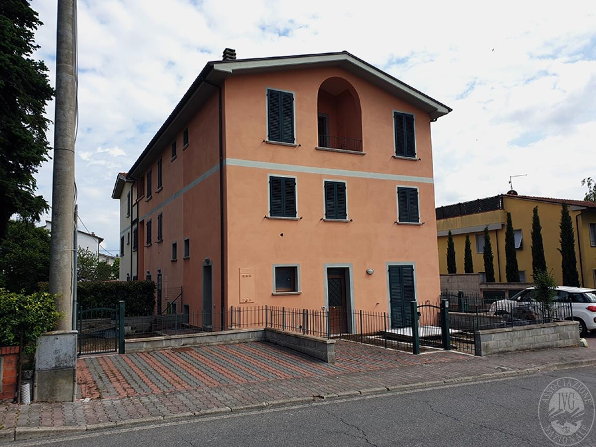 Appartamento a CASTIGLION FIORENTINO in Via Cosimo Serristori - Lotto 1