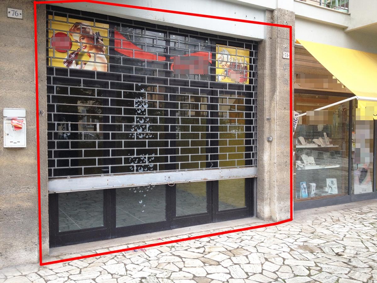 Negozio a SIENA in Via Ricasoli - Lotto 3