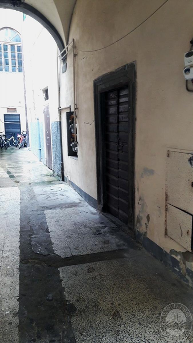 Magazzino a MONTEVARCHI in Via Cennano - Lotto C