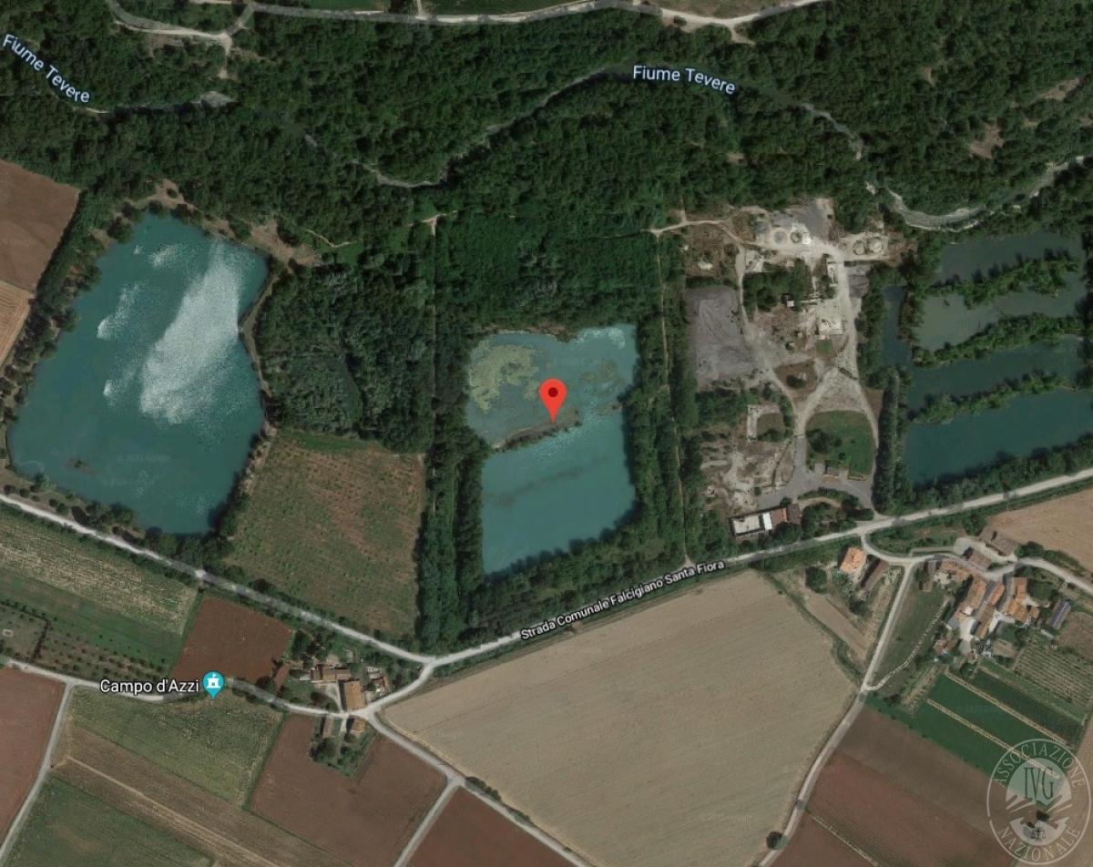 Terreni con laghi ad ANGHIARI - LOTTO 6