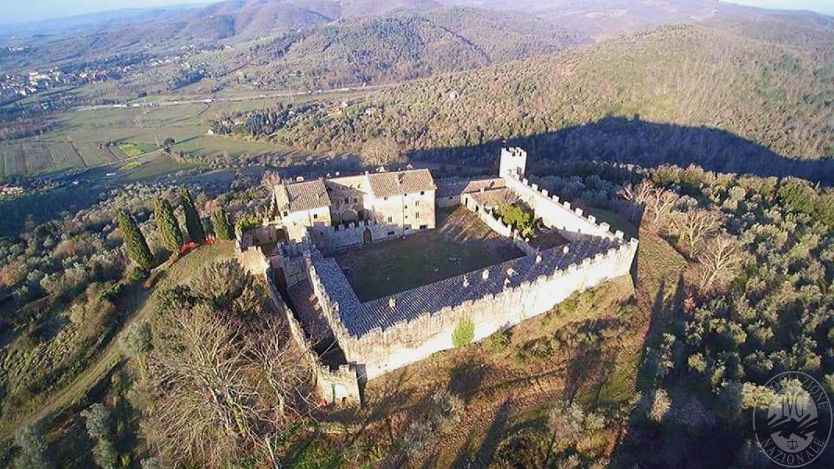 Castello ad AREZZO in loc. Battifolle