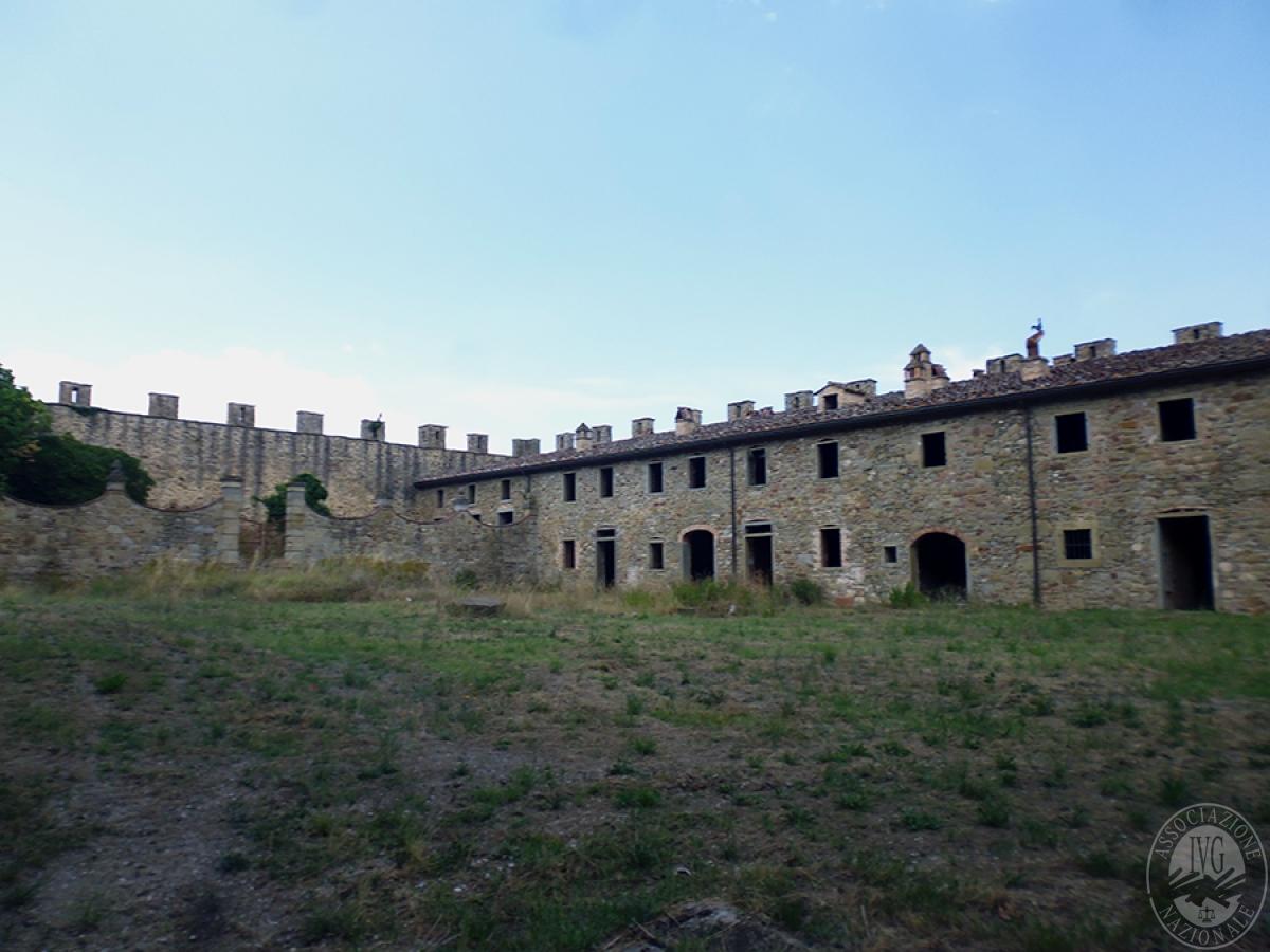 Castello ad AREZZO in loc. Battifolle 11