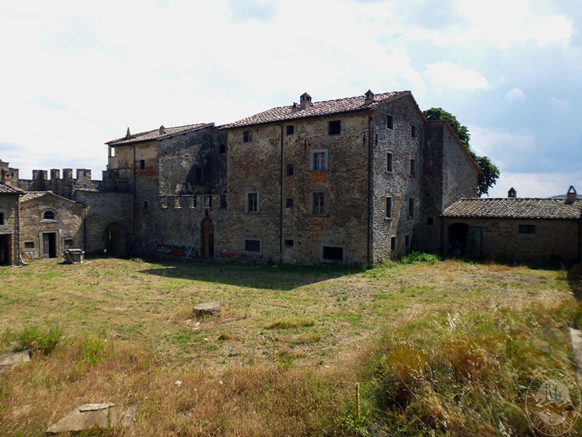 Castello ad AREZZO in loc. Battifolle 15