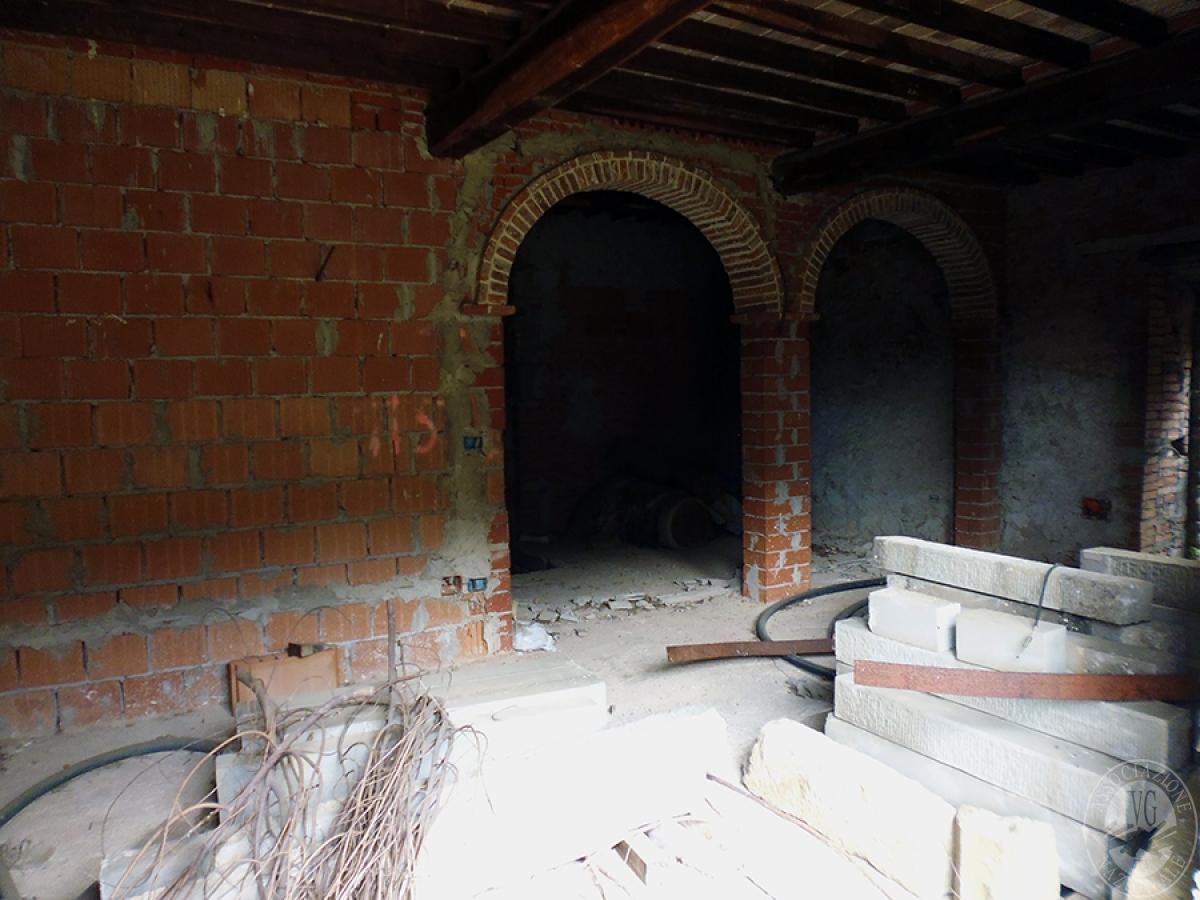 Castello ad AREZZO in loc. Battifolle 23
