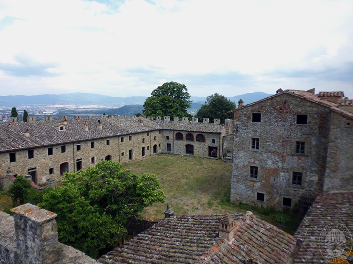 Castello ad AREZZO in loc. Battifolle 47