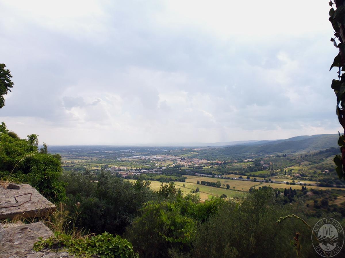 Castello ad AREZZO in loc. Battifolle 46