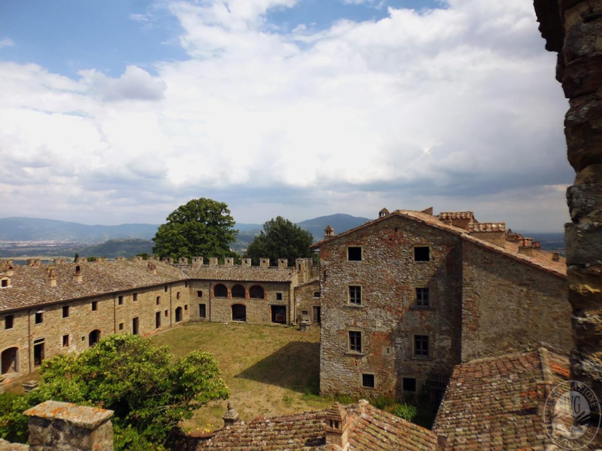 Castello ad AREZZO in loc. Battifolle 52