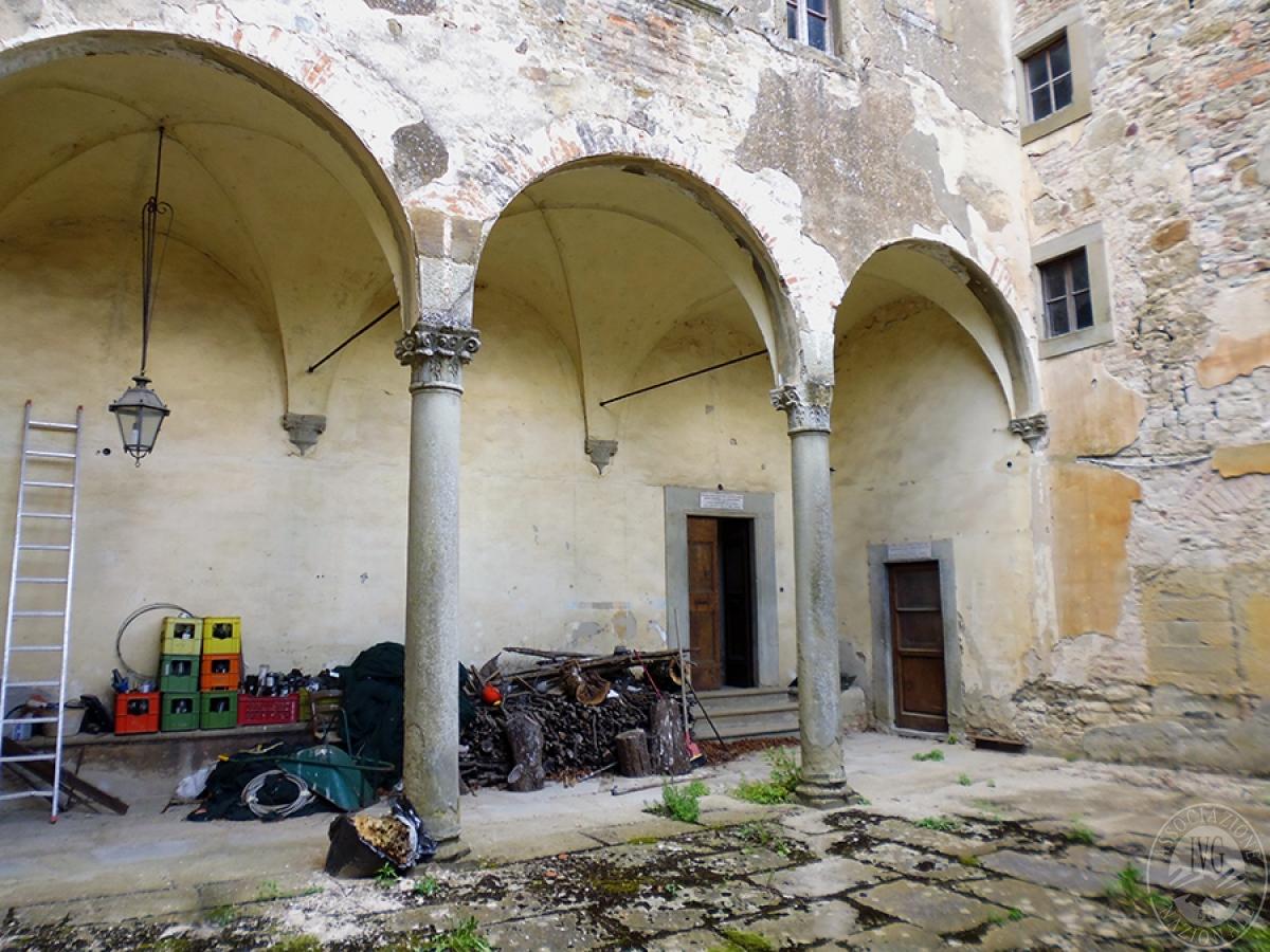 Castello ad AREZZO in loc. Battifolle 58
