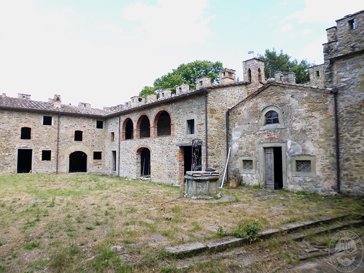 Castello ad AREZZO in loc. Battifolle 59