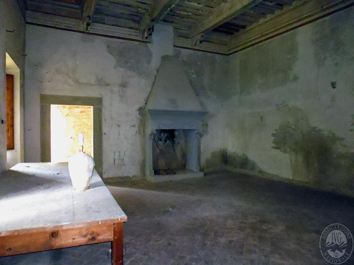 Castello ad AREZZO in loc. Battifolle 66