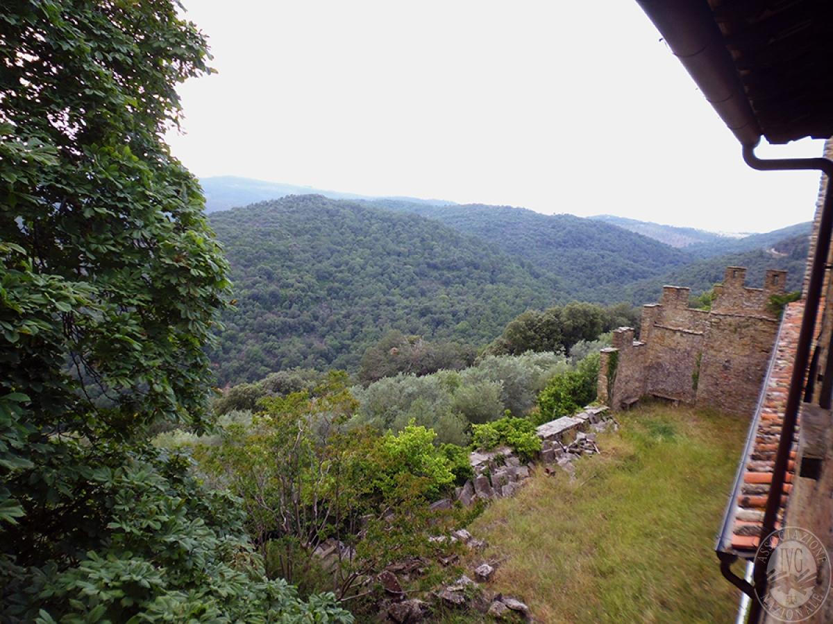 Castello ad AREZZO in loc. Battifolle 85