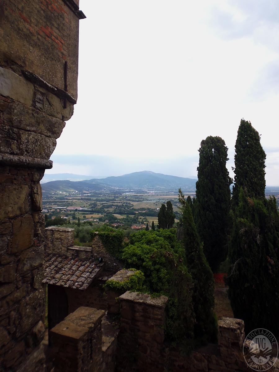 Castello ad AREZZO in loc. Battifolle 93