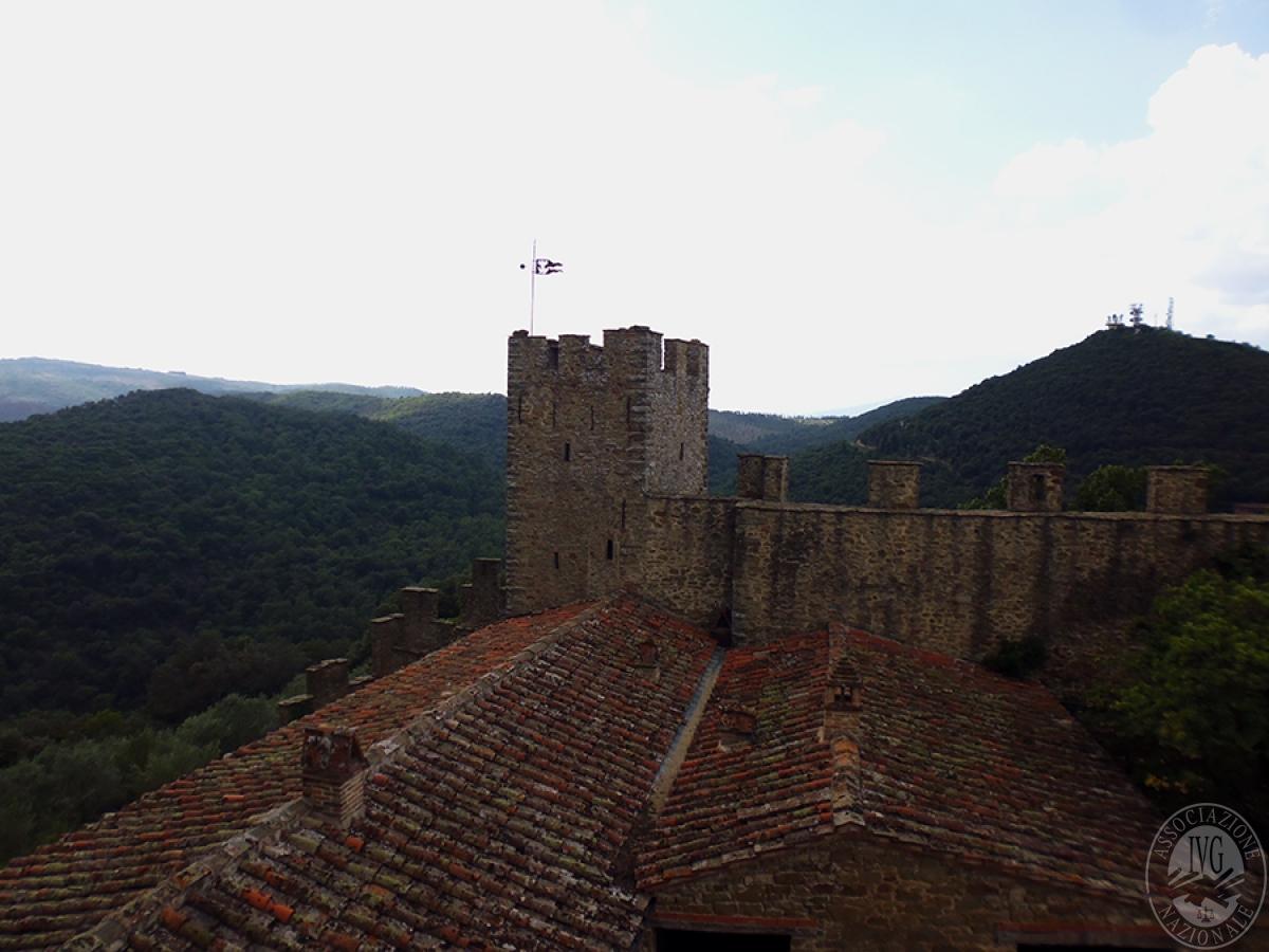 Castello ad AREZZO in loc. Battifolle 107