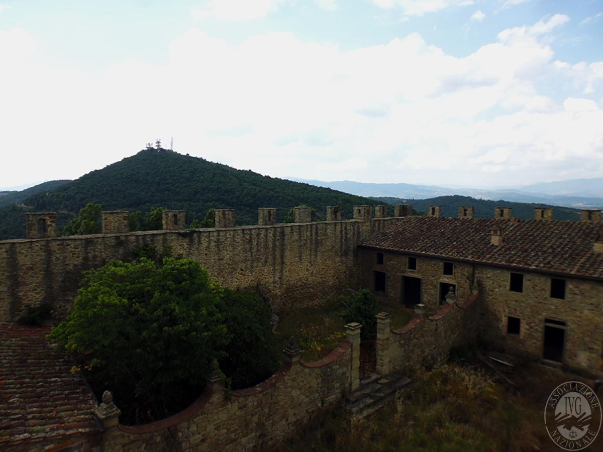 Castello ad AREZZO in loc. Battifolle 109