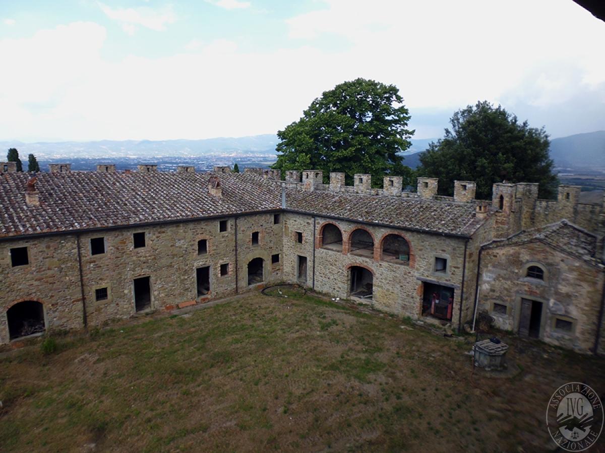 Castello ad AREZZO in loc. Battifolle 110