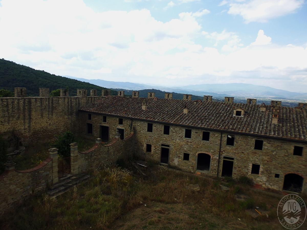 Castello ad AREZZO in loc. Battifolle 112