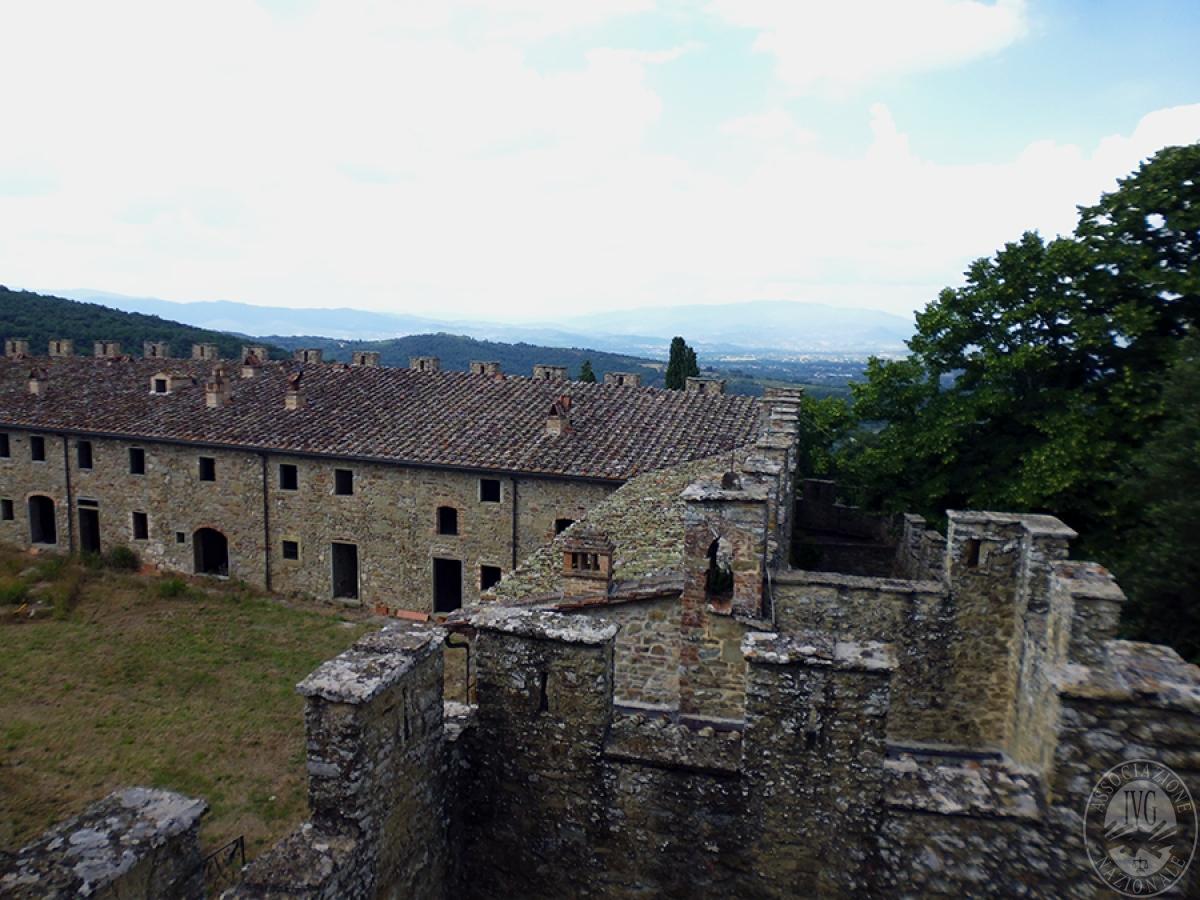 Castello ad AREZZO in loc. Battifolle 114