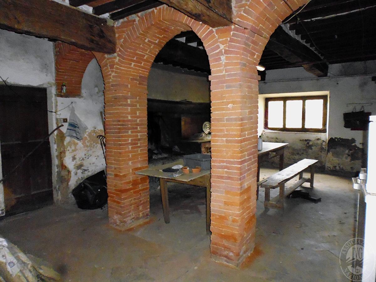 Castello ad AREZZO in loc. Battifolle 116
