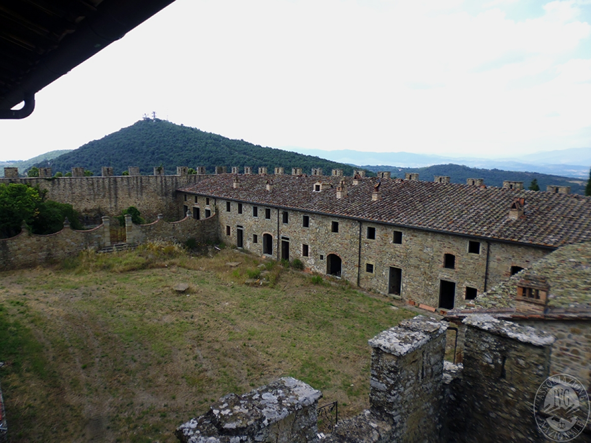 Castello ad AREZZO in loc. Battifolle 115