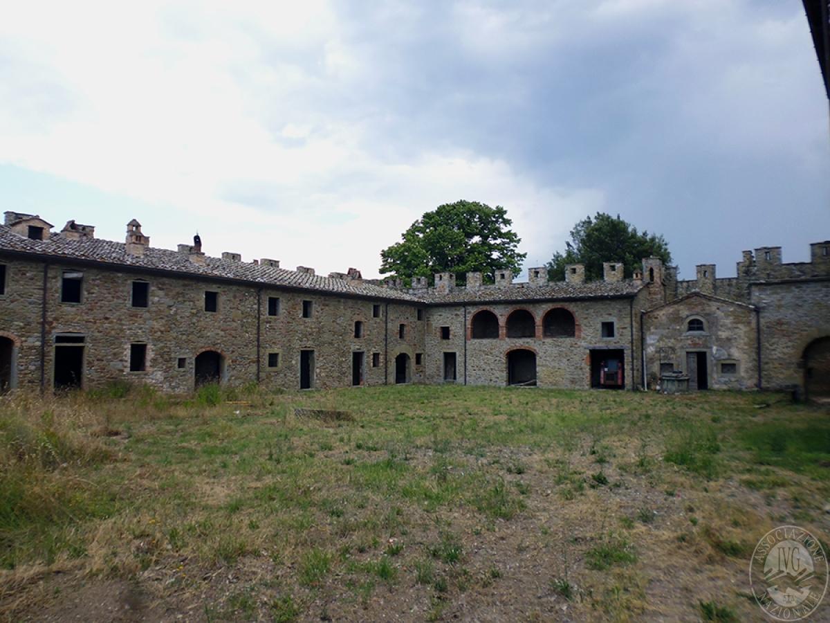 Castello ad AREZZO in loc. Battifolle 133