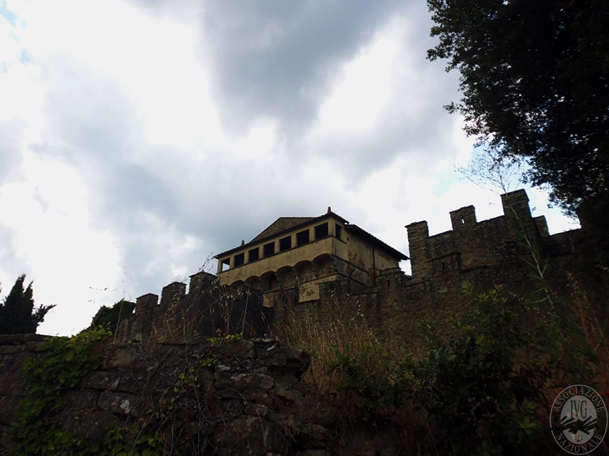 Castello ad AREZZO in loc. Battifolle 147