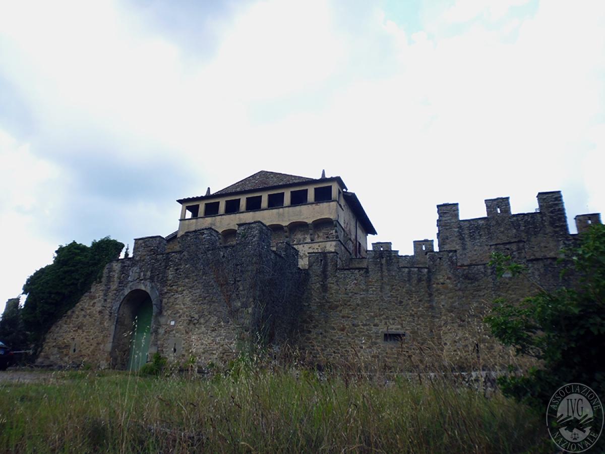 Castello ad AREZZO in loc. Battifolle 148