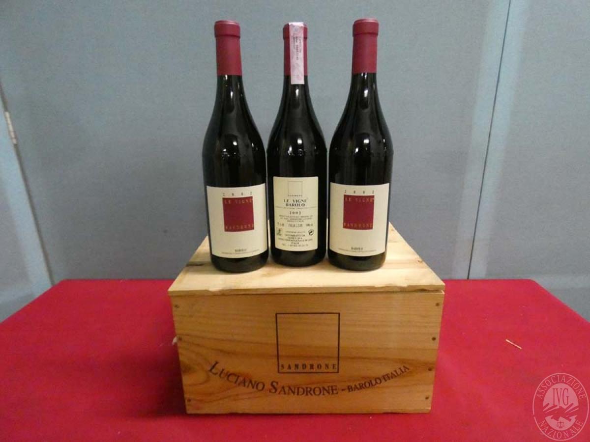 Rif. 13) N. 6 bottiglie di Barolo  VENDITA ONLINE