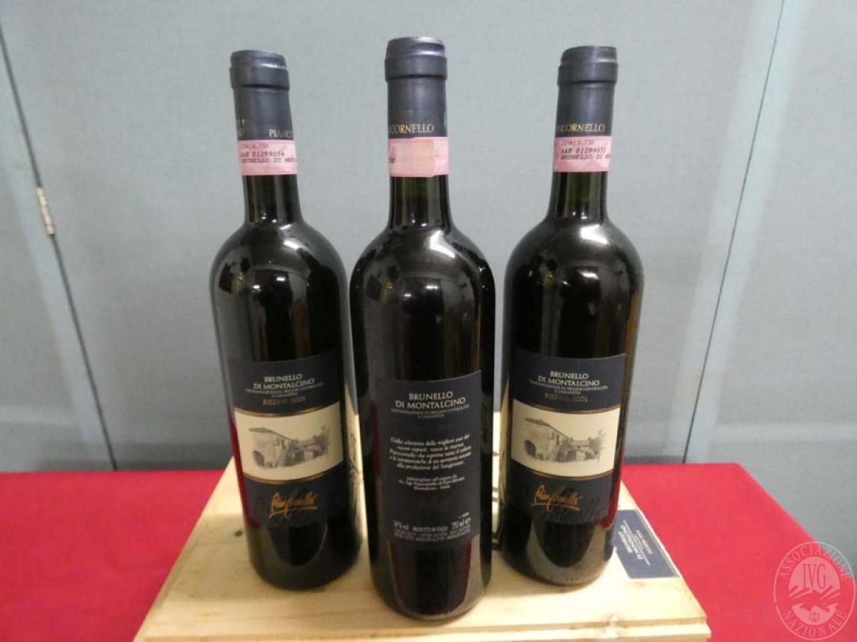 Rif. 14) N. 12 bottiglie di Brunello di Montalcino  VENDITA ONLINE 1