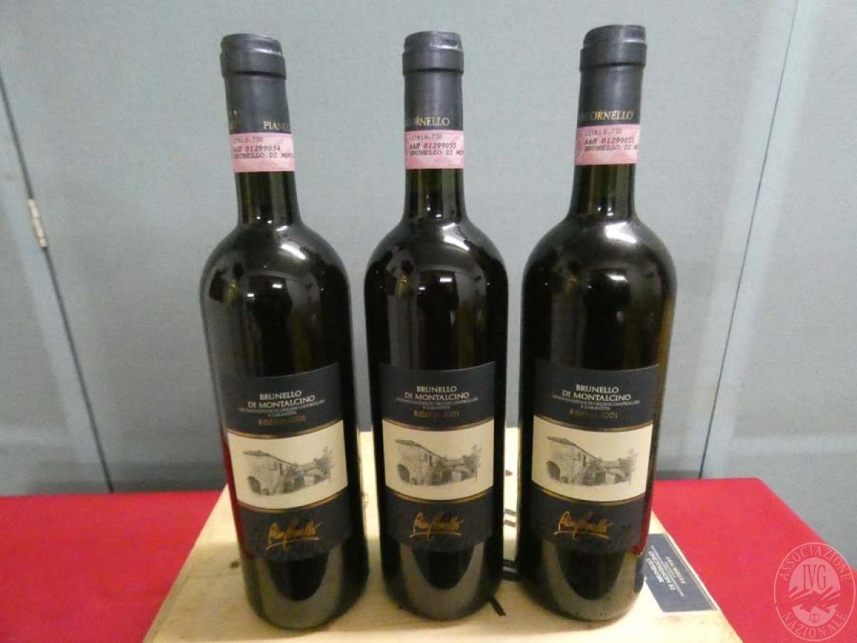 Rif. 14) N. 12 bottiglie di Brunello di Montalcino  VENDITA ONLINE 0