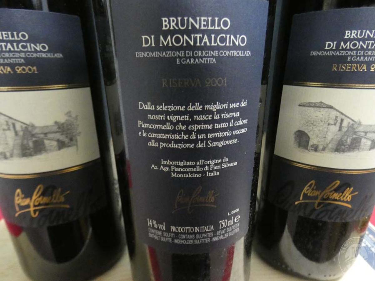 Rif. 14) N. 12 bottiglie di Brunello di Montalcino  VENDITA ONLINE 2