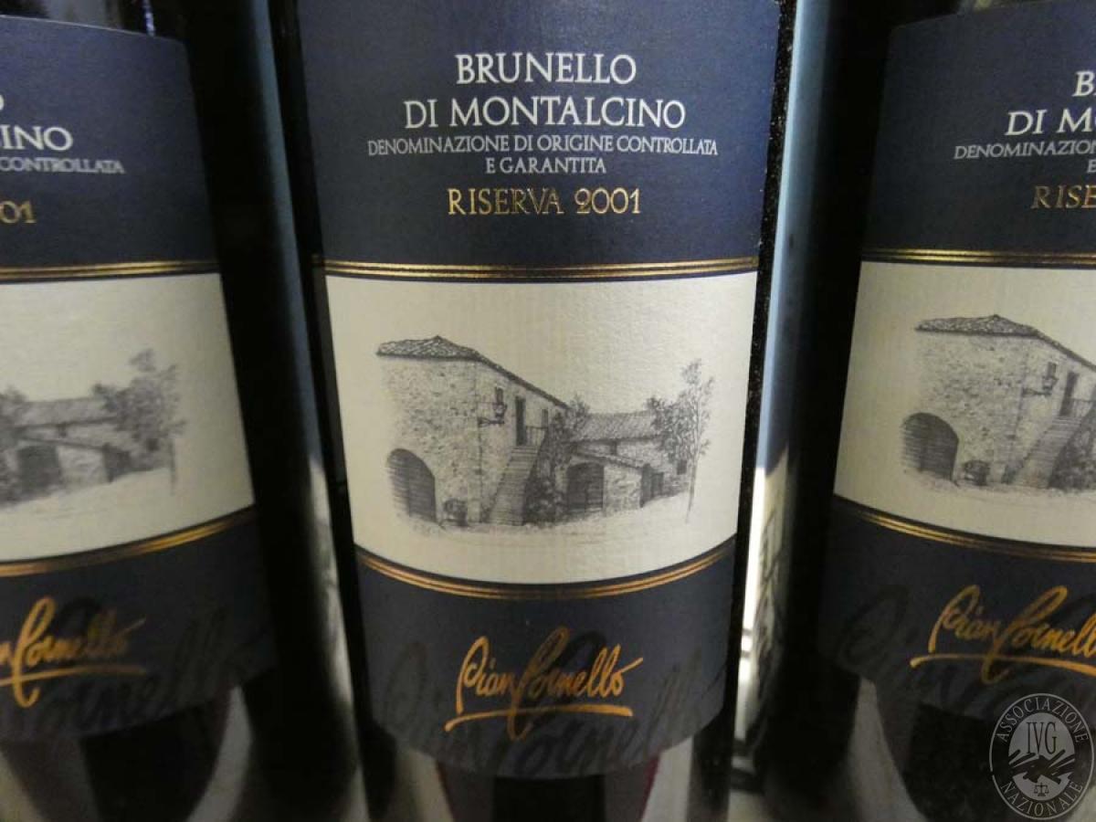 Rif. 14) N. 12 bottiglie di Brunello di Montalcino  VENDITA ONLINE 3
