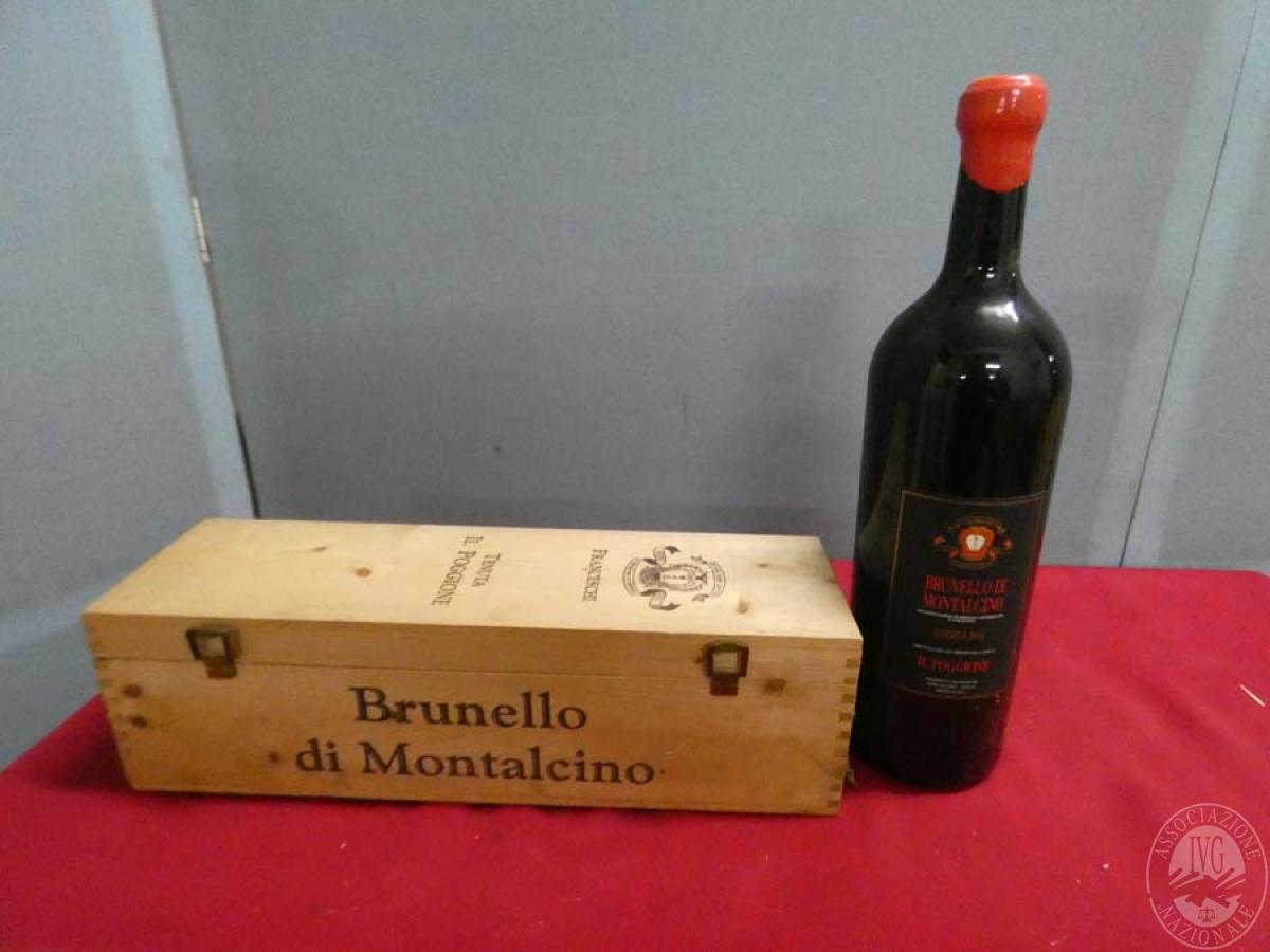 Rif. 16) N. 2 bottiglie doppia magnum di Brunello di Montalcino  VENDITA ONLINE