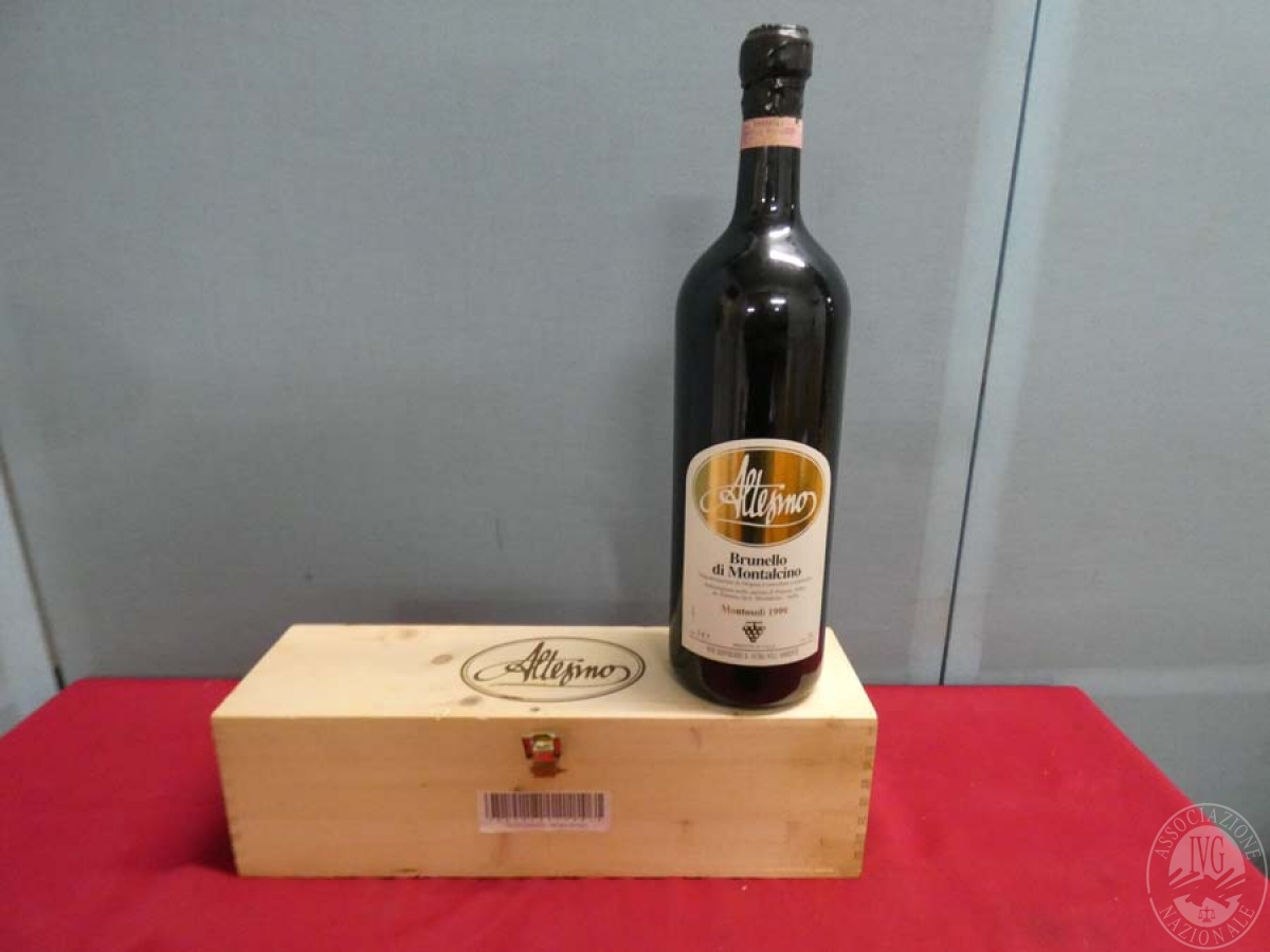 Rif. 17) N. 2 bottiglie doppia magnum di Brunello di Montalcino  VENDITA ONLINE