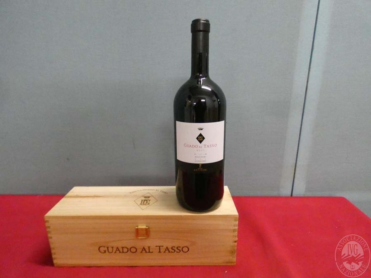 Rif. 19) N. 1 bottiglia Magnum di Guado al Tasso  VENDITA ONLINE