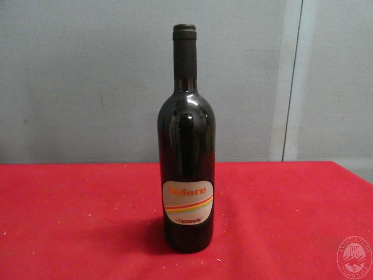 Rif. 21) N. 2 bottiglie di Solare di Capannelle  VENDITA ONLINE