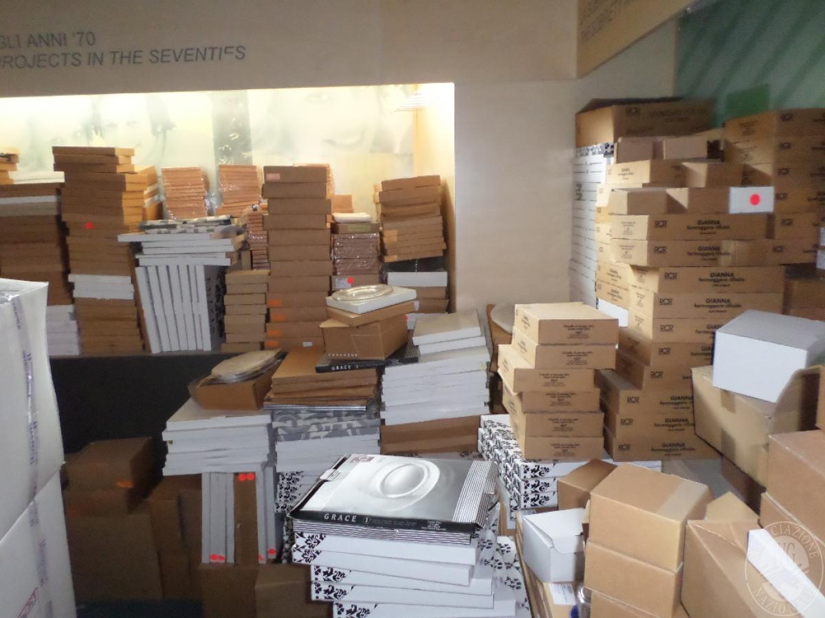 """LOTTO 4) circa 24.640 prodotti finiti e semilavorati    VENDITA CON GARA ONLINE """"RACCOLTA DI OFFERTE"""" 24 NOVEMBRE 2020 3"""