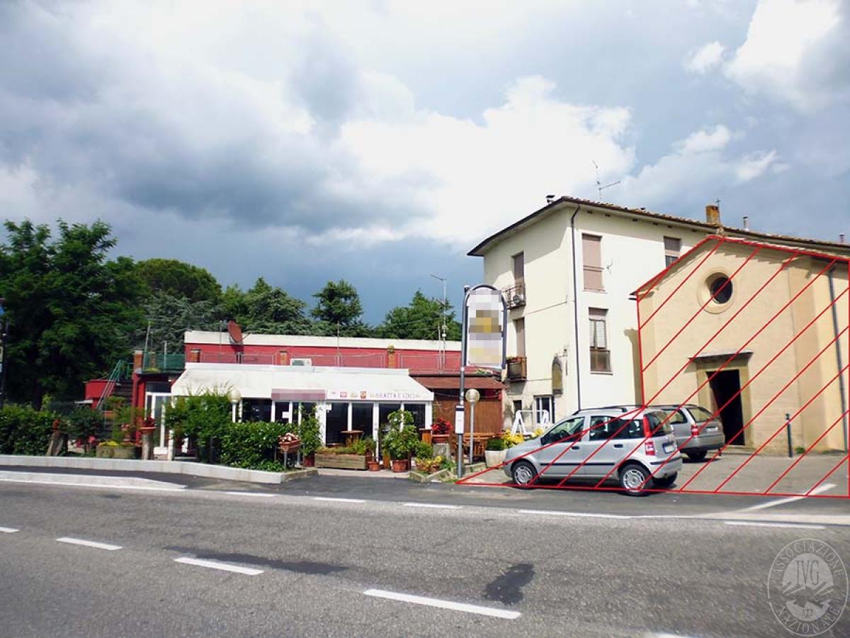Appartamenti, cantina, bar ad AREZZO in loc. Madonna di Mezzastrada - Lotto B