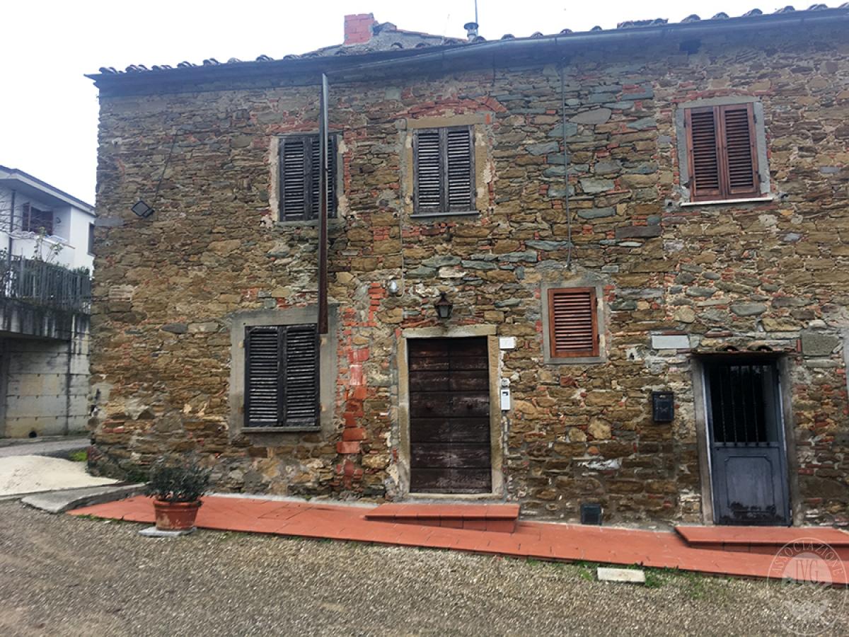 Appartamento ad AREZZO fraz. Ceciliano - Lotto 1