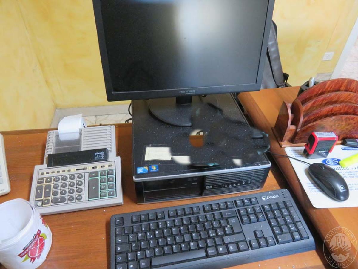 Arredi e macchine per ufficio  GARA ONLINE 8 NOVEMBRE 2020 0