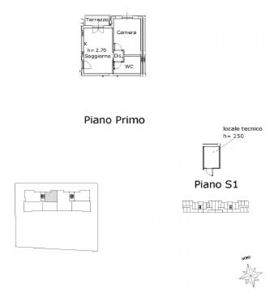 Appartamento a SOVICILLE in loc. Rosia - Lotto 3 0
