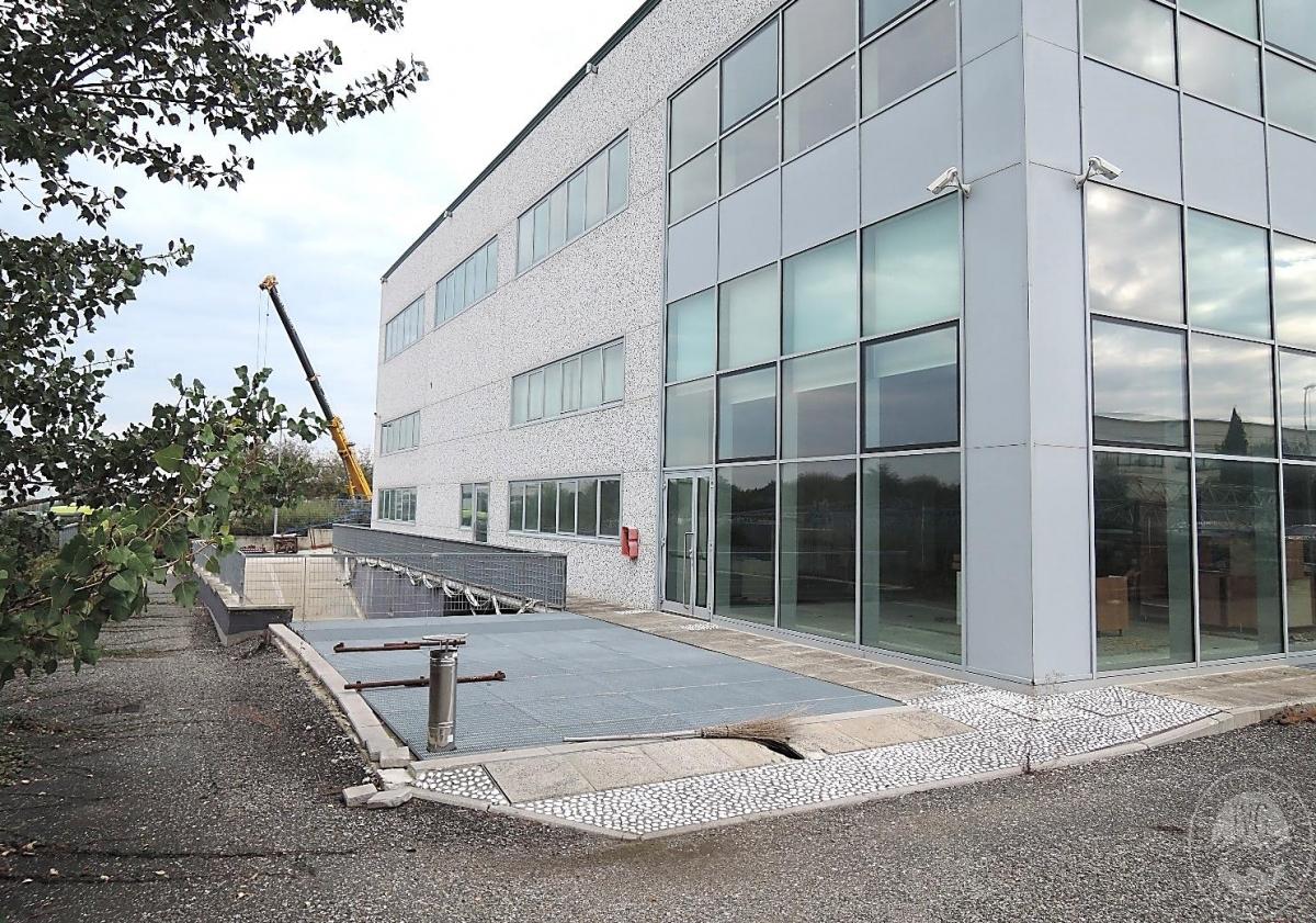 OPIFICIO con uffici a COLLE DI VAL D'ELSA, loc. Belvedere - LOTTO 1